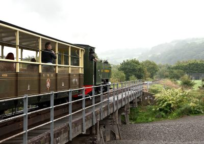 Rheidol Railway - Mid-Wales Steam Railway - Images by John R Jones (12)