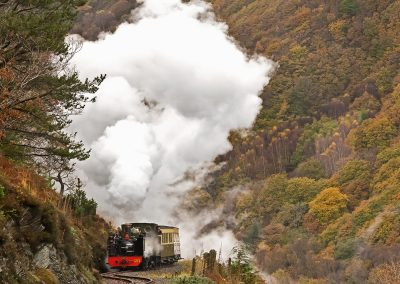 Rheidol Railway - Mid-Wales Steam Railway - Images by John R Jones (17)