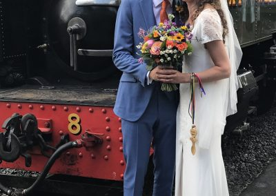 Rheidol Railway Weddings (8)