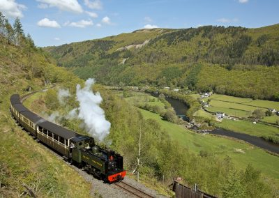 Vale of Rheidol Railway Images (6)