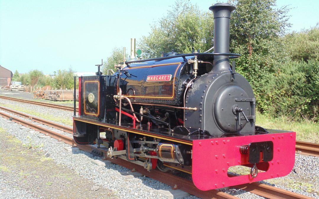 Hunslet No.605 of 1894 – Margaret