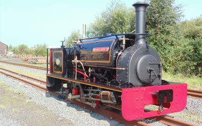 Hunslet No.605 of 1894 – Margaret